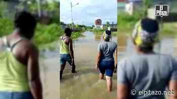 Lluvias causan inundaciones en Higuerote y Curiepe - El Pitazo