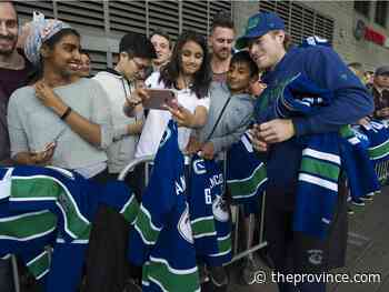 Patrick Johnston: Canucks allow fans to pause season-ticket payments, hoping for positive news