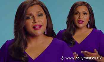 Mindy Kaling reveals advice her mom gave her before she died of pancreatic cancer in 2012 in new PSA