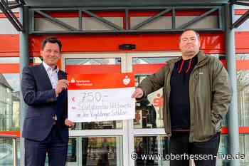 """Sparkasse fördert Wettbewerb um """"Deutsches Sportabzeichen"""" an Vogelsberger Schulen mit 750 Euro - Oberhessen-live"""