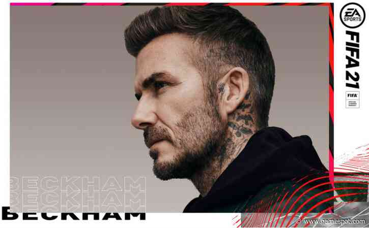 FIFA 21 Is Adding Free David Beckham Content For All Players