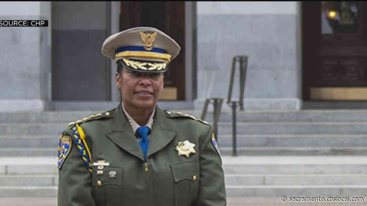 New CHP Commissioner Amanda Ray Excited  & Honored To Hold Agency's Top Position