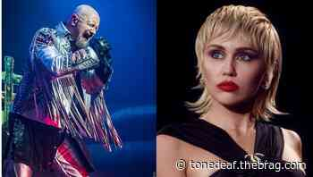 Judas Priest's Rob Halford is super excited to hear Miley Cyrus' Metallica covers album - Tone Deaf