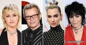 Miley Cyrus Announces Collabs with Billy Idol, Joan Jett and Dua Lipa on First Album Since Divorce - PEOPLE