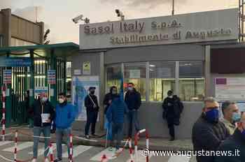 Augusta, vertenza Sasol: stamattina volantinaggio della Uiltec - Augusta News