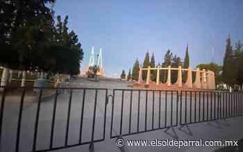 Cierran todas las plazas de la ciudad en Delicias - El Sol de Parral