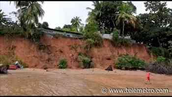Residentes de Soná preocupados por colapso de terreno en el distrito - Telemetro