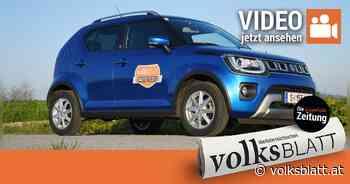 Suzuki Ignis - Ist der Bestseller - Oberösterreichisches Volksblatt
