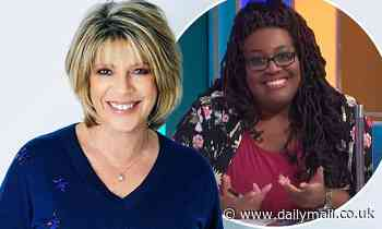 This Morning: Alison Hammond praises Ruth Langsford after shake-up