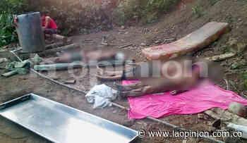 Tres mineros murieron asfixiados en Tibú - La Opinión Cúcuta