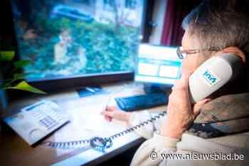 Babbel nodig? Aalst lanceert 'Telefoonster' (Aalst) - Het Nieuwsblad