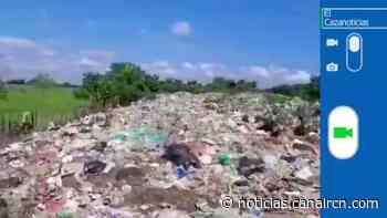 El Cazanoticias: habitantes denuncian el colapso del relleno sanitario en Majagual, Sucre - Noticias RCN