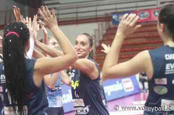 Casalmaggiore: Per Partenio lesione ai legamenti, mercoledì la risonanza - Volleyball.it