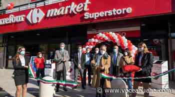 Inaugurato il nuovo Carrefour di Aulla - La Voce Apuana