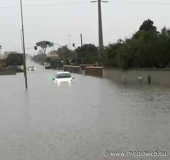 Maltempo, forti temporali nel Lazio: 50mm a Terracina, allagamenti ad Anzio [FOTO e VIDEO] - MeteoWeb