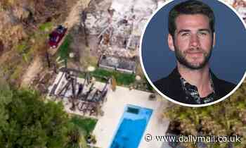 Liam Hemsworth unloads Malibu estate for $3.6million after home was destroyed in 2018 Woolsey Fire