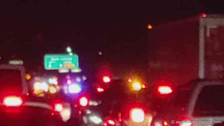Major Injuries Reported After Multiple Vehicle Crash On I-80 Near Antelope