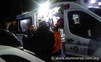 Policías municipales rescatan a mujer secuestrada en Naucalpan | El Universal - El Universal