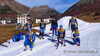 FOTOGALLERY - Fondo, a Livigno si è concluso il raduno della nazionale juniores - FondoItalia.it