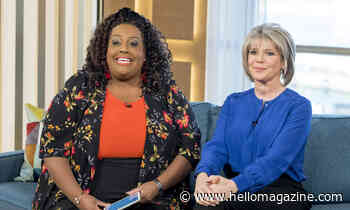 Alison Hammond reaches out to Ruth Langsford amid This Morning replacement rumours