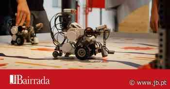 Programar robôs de forma simples e divertida na próxima semana em Aveiro - Jornal da Bairrada