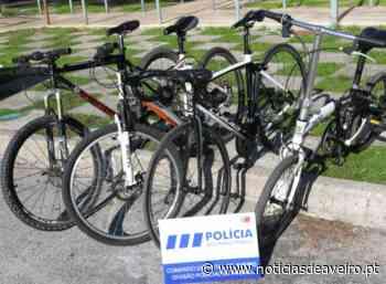 PSP de Aveiro identificou indivíduo que vendeu bicicletas furtadas - Notícias de Aveiro