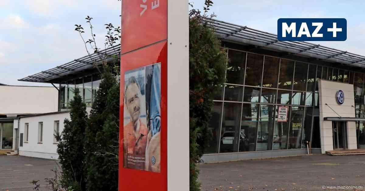 Insolvenz von Autohäusern in Teltow: Wurde Vermögen verschoben? - Märkische Allgemeine Zeitung
