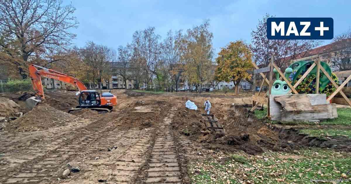 """Teltow baut Kita """"Käferland"""" nach Abriss des alten Gebäudes neu - Märkische Allgemeine Zeitung"""