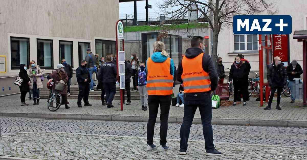 Corona in Teltow-Fläming: Maskenpflicht-Kontrolle in Bussen, an Bahnhöfen und Bushaltestellen - Märkische Allgemeine Zeitung