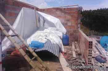 Campoalegre, Neiva y Yaguará en Alerta Roja por deslizamientos - Noticias