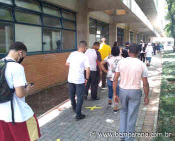 Mais de meio milhão de curitibanos opta por 'não voto' - Bem Paraná