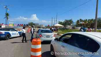 """Playa Miramar recibió a más de 12 mil visitantes en el """"puente"""" - El Heraldo de México"""