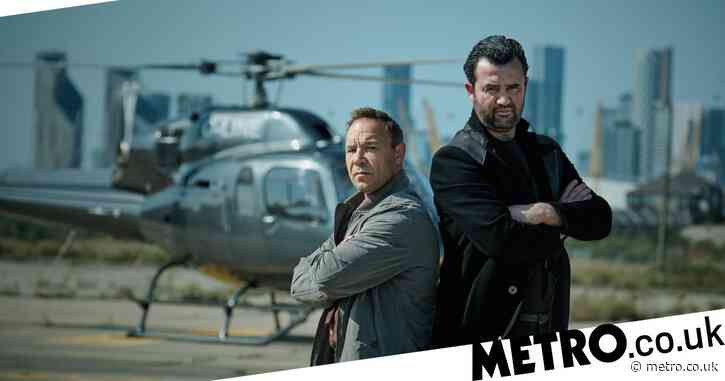 Code 404: Exclusive first look as Stephen Graham and Daniel Mays return for series 2
