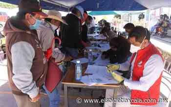 Endurecen reglas para subsidiar calentadores, en Huamantla - El Sol de Tlaxcala