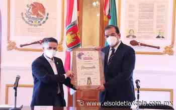 Reconocen a Huamantla por sus tradiciones - El Sol de Tlaxcala