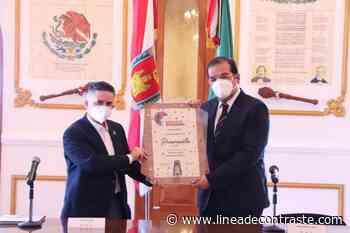"""Huamantla recibe el reconocimiento como """"Mejor Pueblo Mágico con Tradiciones Ancestrales"""". - Linea de Contraste"""