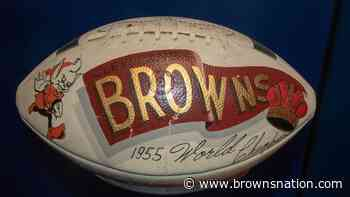 """Cleveland Browns Great Fred """"Curly"""" Morrison Passes Away - Browns Nation"""