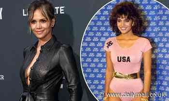 Halle Berry reveals she had her first orgasm aged 11