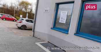 Drive through: Corona-Tests in Alzey am offenen Fenster - Allgemeine Zeitung