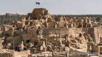 Egypt hopes to develop ecotourism through restoration of Shali in Siwa oasis - Pledge Times