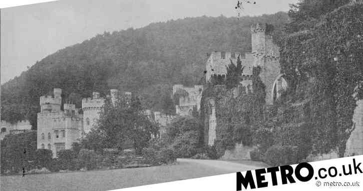 I'm A Celebrity 2020: Photos dating back decades show what Gwrych Castle was really like back in the day