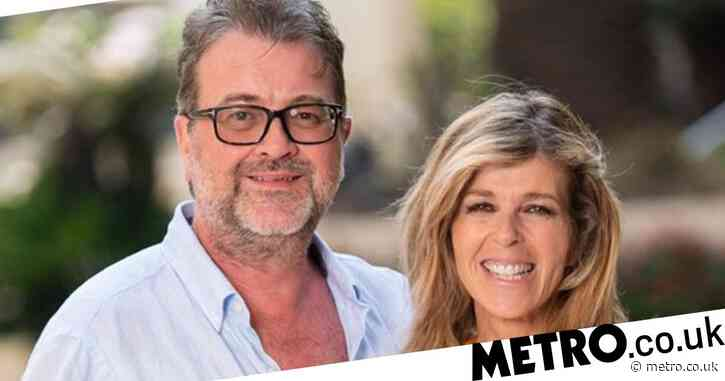 Kate Garraway says she feels 'physically sick' about spending Christmas without husband Derek