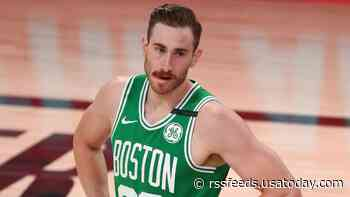 Gordon Hayward opts out of last year of Celtics contract to become unrestricted free agent