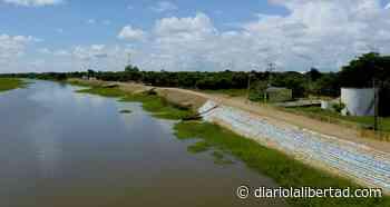 Gobierno entrega terraplén contra inundaciones en Ponedera - Diario La Libertad
