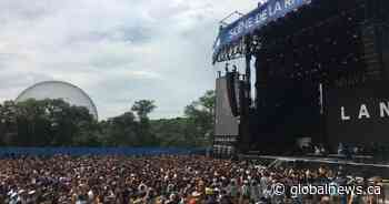 Saint-Lambert reaches agreement to limit noise levels from events at Parc Jean-Drapeau - Global News