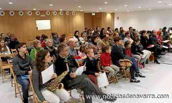 Alfonso Ugarte dará su nombre al salón de actos de la Escuela de Música de Estella - Noticias de Navarra
