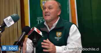 Candidato de oposición a la alcaldía de Temuco critica la gestión de Miguel Becker tras su renuncia - BioBioChile