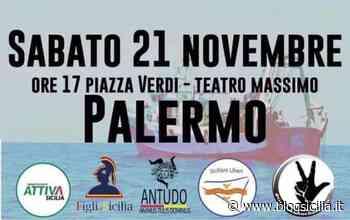 """""""Liberateli"""", manifestazione a Palermo per i pescatori mazaresi sequestrati in Libia - BlogSicilia.it"""