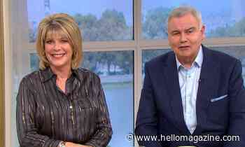 Eamonn Holmes and Ruth Langsford avoid responding to This Morning axe reports