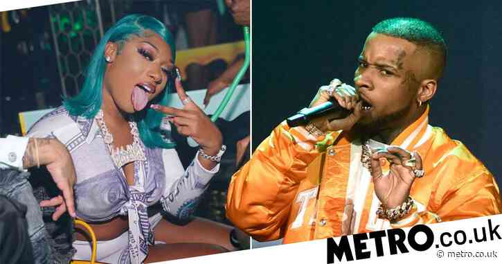 Megan Thee Stallion takes aim at Tory Lanez on diss track Shots Fired